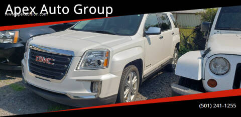 2017 GMC Terrain for sale at Apex Auto Group in Cabot AR