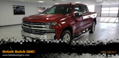 2019 Chevrolet Silverado 1500 for sale at Beloit Buick GMC in Beloit KS
