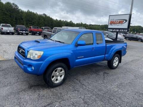 2007 Toyota Tacoma for sale at Billy Ballew Motorsports in Dawsonville GA