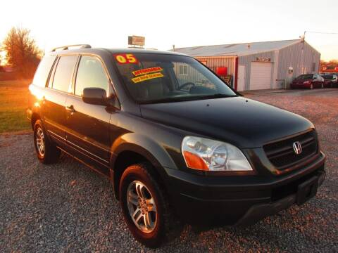 2005 Honda Pilot for sale at Auto World in Carbondale IL