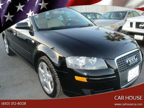 2006 Audi A3 for sale at Car House in San Mateo CA
