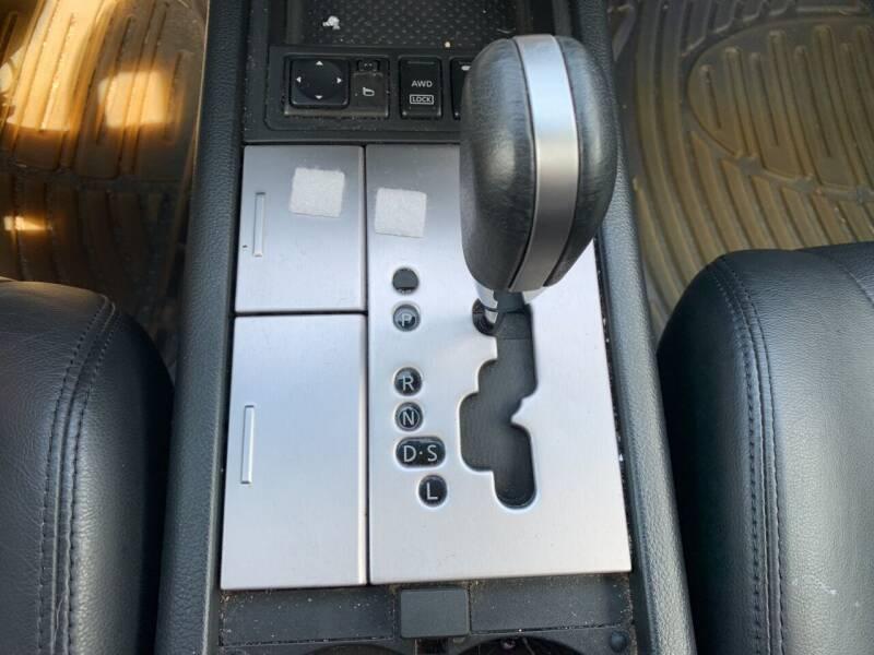 2006 Nissan Murano AWD SL 4dr SUV - Newfoundland NJ