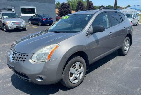 2008 Nissan Rogue for sale at Eagle Auto LLC in Green Bay WI