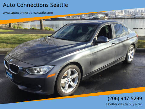 2013 BMW 3 Series for sale at Auto Connections Seattle in Seattle WA