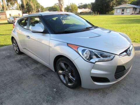 2015 Hyundai Veloster for sale at D & R Auto Brokers in Ridgeland SC