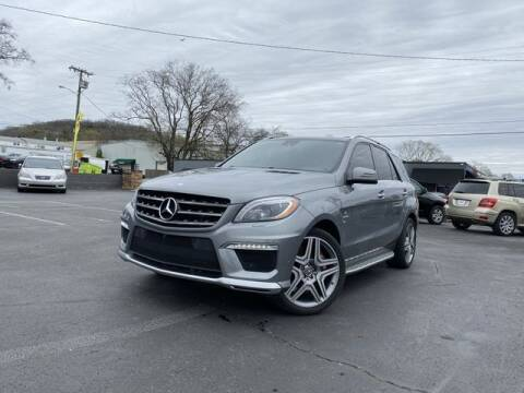 2014 Mercedes-Benz M-Class for sale at Auto Credit Group in Nashville TN