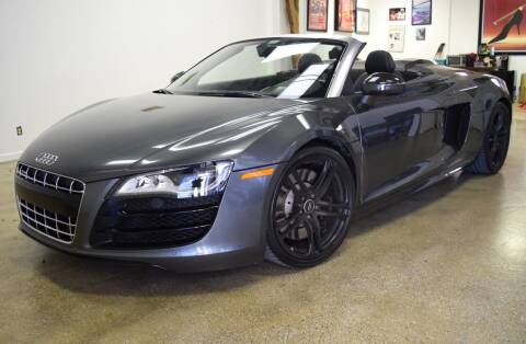 2011 Audi R8 for sale at Thoroughbred Motors in Wellington FL