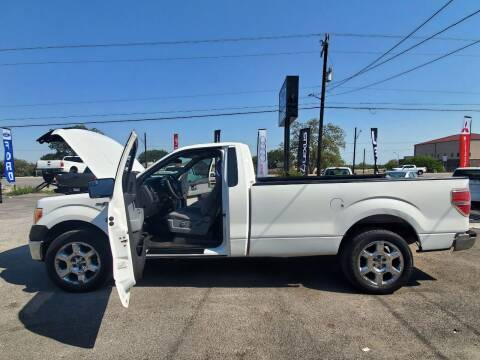 2012 Ford F-150 for sale at Progressive Auto Plex in San Antonio TX