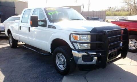 2012 Ford F-250 Super Duty for sale at Jim Clark Auto World in Topeka KS