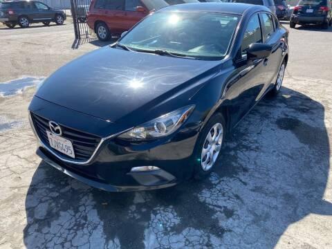 2015 Mazda MAZDA3 for sale at 101 Auto Sales in Sacramento CA