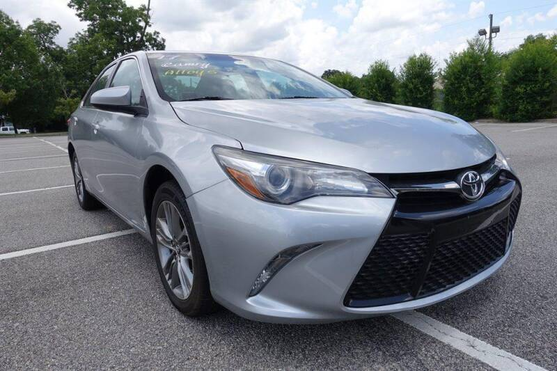 2017 Toyota Camry for sale at Womack Auto Sales in Statesboro GA