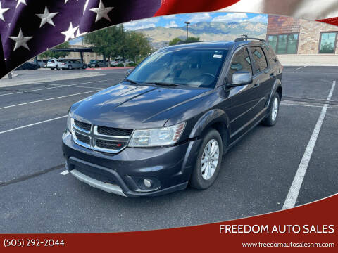 2014 Dodge Journey for sale at Freedom Auto Sales in Albuquerque NM