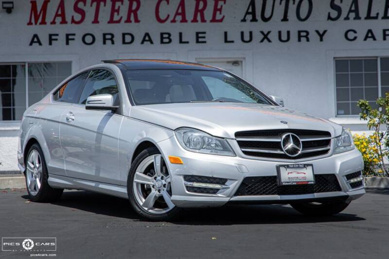 2013 Mercedes-Benz C-Class for sale at Mastercare Auto Sales in San Marcos CA