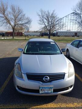 2007 Nissan Altima for sale at WB Auto Sales LLC in Barnum MN