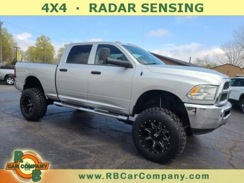 2017 RAM Ram Pickup 2500 for sale at R & B CAR CO - R&B CAR COMPANY in Columbia City IN