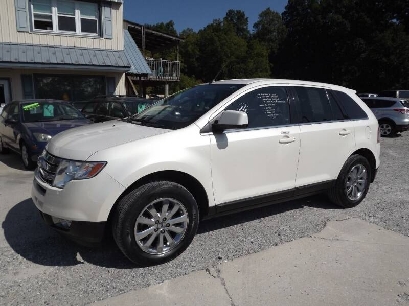 2008 Ford Edge for sale at Country Side Auto Sales in East Berlin PA