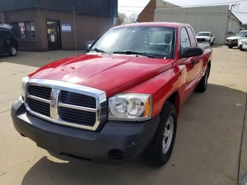 2006 Dodge Dakota for sale at Madison Motor Sales in Madison Heights MI