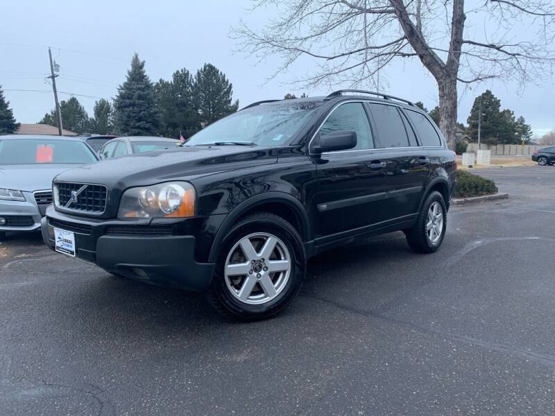 2006 Volvo XC90 for sale at Global Automotive Imports in Denver CO