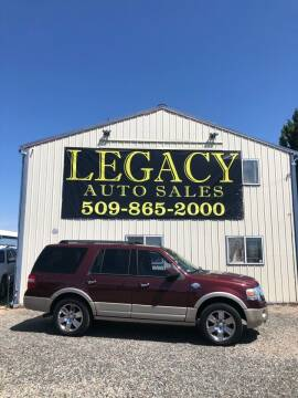 2010 Ford Expedition for sale at Legacy Auto Sales in Toppenish WA