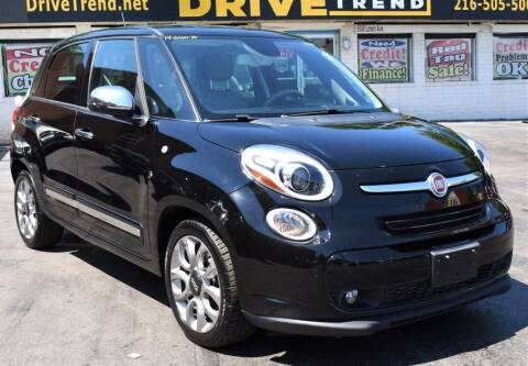 2014 FIAT 500L for sale at DRIVE TREND in Cleveland OH