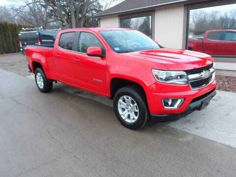 2016 Chevrolet Colorado for sale at VITALIYS AUTO SALES in Chicopee MA