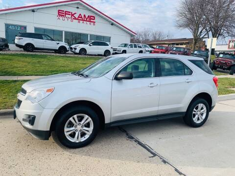 2015 Chevrolet Equinox for sale at Efkamp Auto Sales LLC in Des Moines IA