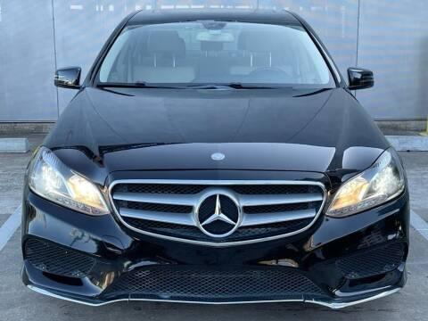 2014 Mercedes-Benz E-Class for sale at Delta Auto Alliance in Houston TX