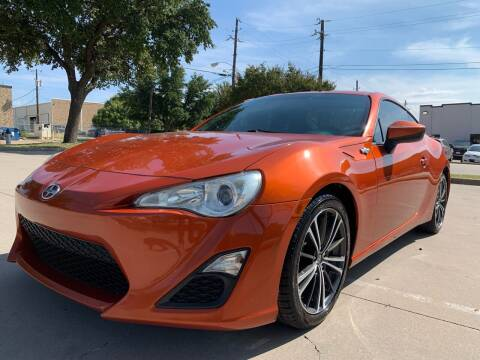 2013 Scion FR-S for sale at Vitas Car Sales in Dallas TX