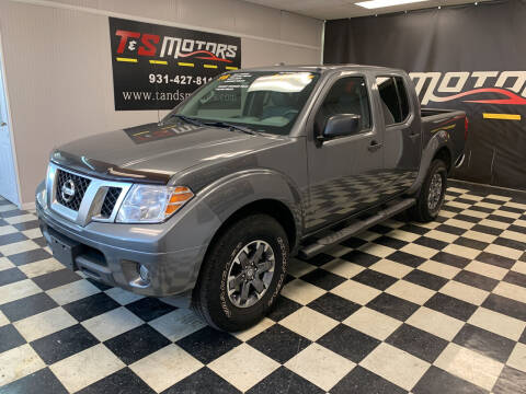 2016 Nissan Frontier for sale at T & S Motors in Ardmore TN