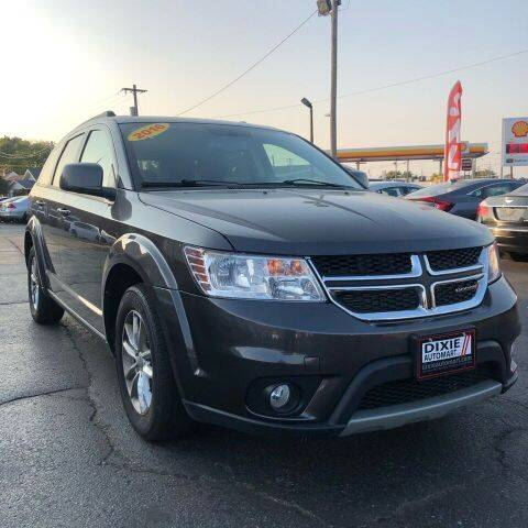 2016 Dodge Journey for sale at Dixie Automart LLC in Hamilton OH