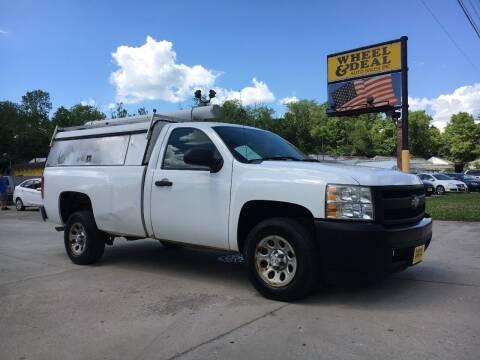 2008 Chevrolet Silverado 1500 for sale at Wheel & Deal Auto Sales Inc. in Cincinnati OH