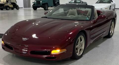 2003 Chevrolet Corvette for sale at Hamilton Automotive in North Huntingdon PA
