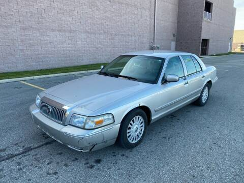 2007 Mercury Grand Marquis for sale at JE Autoworks LLC in Willoughby OH