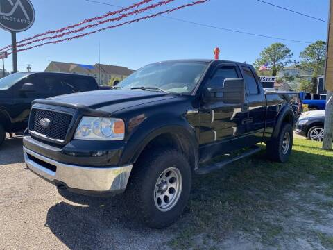 2006 Ford F-150 for sale at Direct Auto in D'Iberville MS
