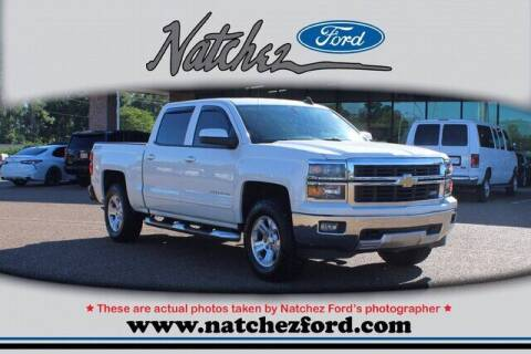 2015 Chevrolet Silverado 1500 for sale at Auto Group South - Natchez Ford Lincoln in Natchez MS