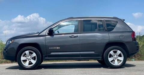 2014 Jeep Compass for sale at Palmer Auto Sales in Rosenberg TX