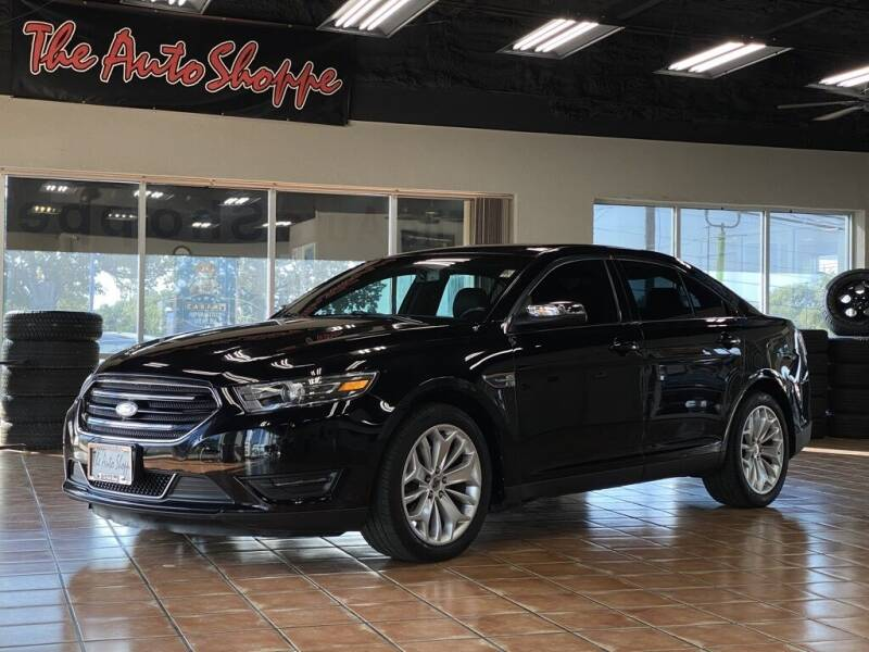 2016 Ford Taurus for sale at The Auto Shoppe in Springfield MO