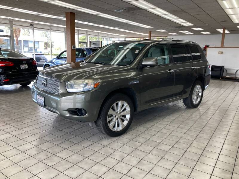 2008 Toyota Highlander Hybrid for sale at PRICE TIME AUTO SALES in Sacramento CA