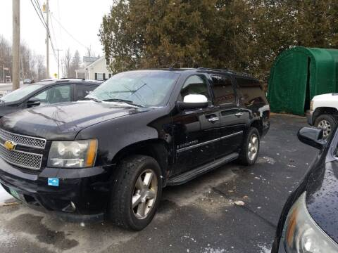 2009 Chevrolet Suburban for sale at Pittsford Automotive Center in Pittsford VT