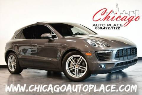 2015 Porsche Macan for sale at Chicago Auto Place in Bensenville IL