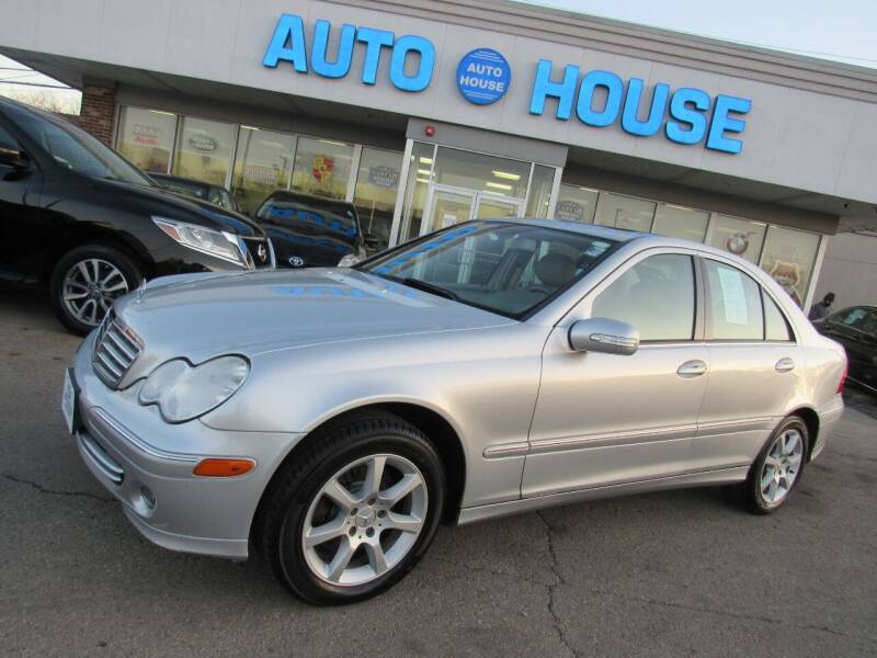 2007 Mercedes-Benz C-Class for sale at Auto House Motors in Downers Grove IL