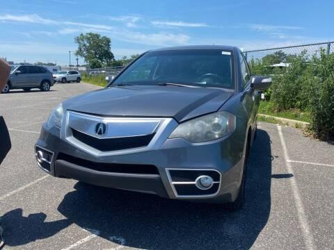 2011 Acura RDX for sale at JerseyMotorsInc.com in Teterboro NJ