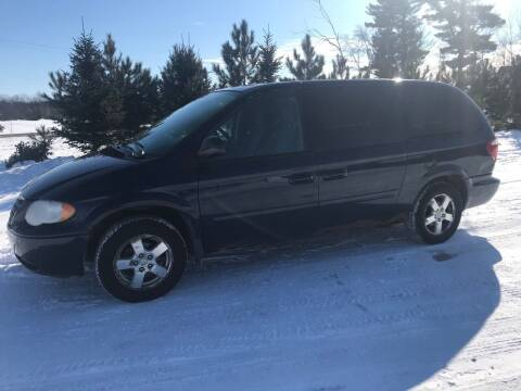 2006 Chrysler Town and Country for sale at BLAESER AUTO LLC in Chippewa Falls WI