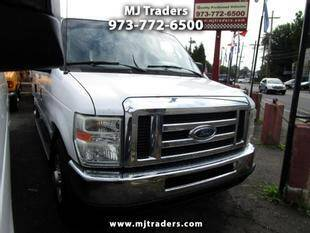 2008 Ford E-Series Cargo for sale at M J Traders Ltd. in Garfield NJ