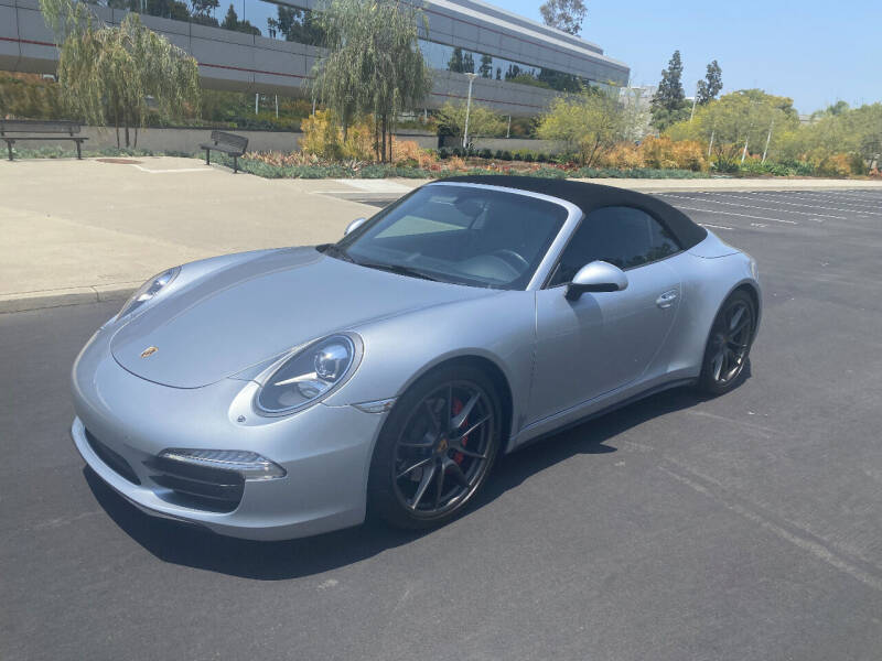 2014 Porsche 911 for sale at CAS in San Diego CA