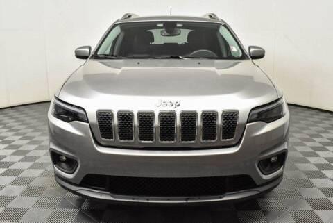 2019 Jeep Cherokee for sale at Southern Auto Solutions-Jim Ellis Hyundai in Marietta GA