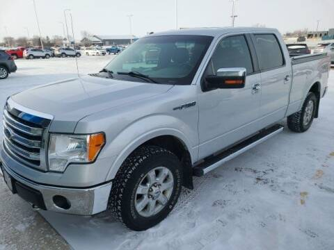 2013 Ford F-150 for sale at Sharp Automotive in Watertown SD