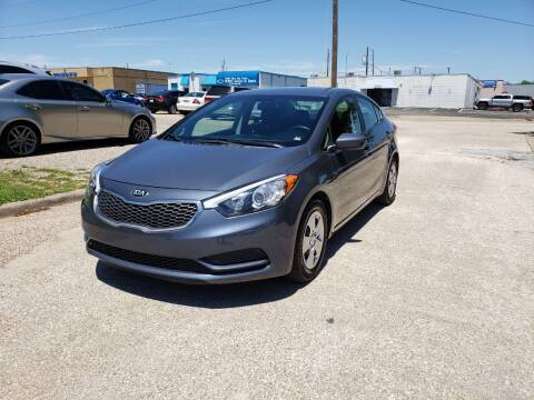 2016 Kia Forte for sale at Image Auto Sales in Dallas TX