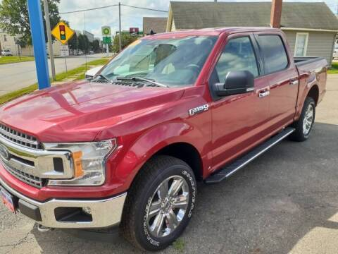 2020 Ford F-150 for sale at Albia Motor Co in Albia IA