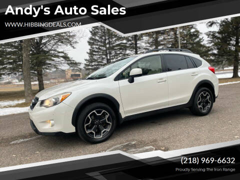 2014 Subaru XV Crosstrek for sale at Andy's Auto Sales in Hibbing MN